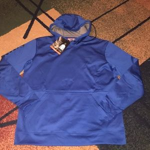 Men's Simms Challenger Hoodie L XL Rich Blue NWOT